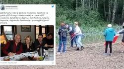 W stanie wojennym chronił urzędy przed ,,elementem'', teraz niszczy zasieki na granicy z Białorusią  - miniaturka