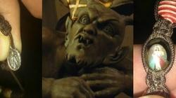 PRAWDZIWY Pan Jezus LEWĄ ręką NIE błogosławi! Sztuczki Szatana! - miniaturka