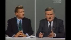 Szef PKW: Wybory z Kwaśniewskim i Wałęsą należało unieważnić - miniaturka
