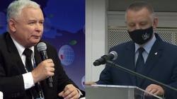 Prezes PiS mocno o Banasiu: Taki człowiek nie może być szefem NIK - miniaturka