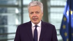 KE pręży muskuły. Reynders grozi odebraniem Polsce środków z FO  - miniaturka
