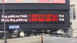 Raport NIK: Program PO zwiększył dług publiczny - miniaturka