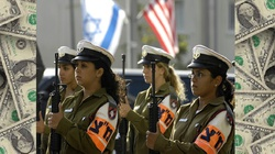 USA da Izraelowi 3,8 miliarda dolarów rocznie na armię - miniaturka