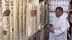 Dominikanin ocalił przed ISIS bezcenne rękopisy! - miniaturka