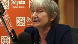 Dr Fedyszak-Radziejowska: Macron funduje nam trening psychologiczny - miniaturka