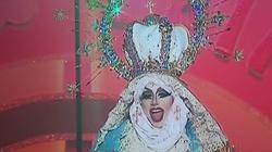 Drag queen jako Maryja - zawiadomiono prokuraturę. Biskup zalał się łzami i... - miniaturka