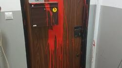 Tak wygląda tolerancja lewactwa?! Zniszczono drzwi Fundacji Pro-Prawo do Życia! - miniaturka