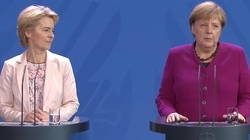 Wróci kwestia migracji? Von der Leyen spotkała się z Merkel - miniaturka