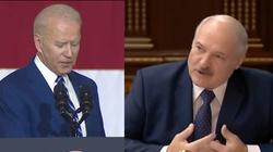 USA nakładają sankcje na Białoruś. Stanowcze oświadczenie Białego Domu - miniaturka