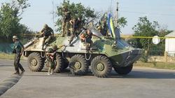 Msza św. tuż przy linii frontu. Polski ośrodek w Donbasie  - miniaturka