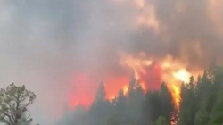 ,,Chmury ognia'' w stanie Oregon. Spłonęło już kilkaset domów - miniaturka