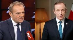 Tusk marszałkiem Senatu? ,,Grodzki łatwo skóry nie sprzeda'' - miniaturka