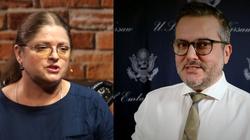 ,,Jakim tytułem wtrąca się Pan w te sprawy?''. Prof. Pawłowicz odpowiada amerykańskiemu dyplomacie  - miniaturka