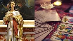 ,,Matka Boża wyrwała mnie z sideł okultyzmu'' - miniaturka
