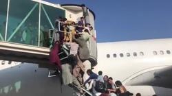 Dramatyczna sytuacja w Kabulu. Cywile napierali na lotnisko. Amerykanie oddali strzały - miniaturka