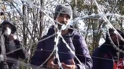 Migranci o przerażających praktykach Białorusinów  - miniaturka