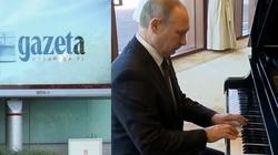 Putin atakuje Polskę, 'GW'... wystawia mu laurkę - miniaturka