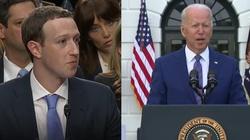 Cenzurą na Facebooku kieruje Joe Biden? - miniaturka