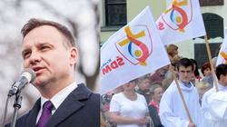 Prezydent Andrzej Duda podziękował za służbę podczas ŚDM - miniaturka