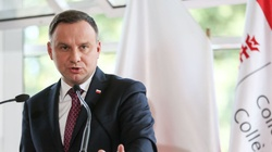 Duda grozi wetem ustaw sądowych i atakuje Macierewicza - miniaturka