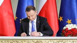Ustawa o emeryturach i rentach podpisana przez prezydenta - miniaturka