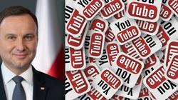 Prezydent spotkał się z prezes YouTube - miniaturka