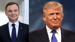 Prezydent Duda gratuluje Donaldowi Trumpowi - miniaturka