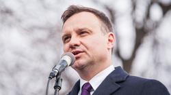 Andrzej Duda cieszy się największym zaufaniem Polaków - miniaturka