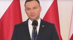 Duda: Polacy potrzebują zjednoczenia wokół wartości - miniaturka