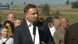 Duda: Składałem zobowiązania Polakom, nie ludziom władzy - miniaturka