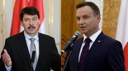 Polski i węgierski prezydent jak dwa bratanki - miniaturka