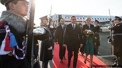 Wzruszające powitanie Pary Prezydenckiej przez czeską Polonię - miniaturka