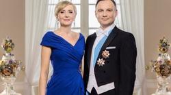 Oficjalne zdjęcie Prezydenta i Pierwszej Damy, wręczone norweskiej Parze Królewskiej! DUMA!  - miniaturka