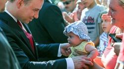 Prezydent Duda: Takich obywateli, jak rodzą się na Śląsku, Polska bardzo potrzebuje - miniaturka