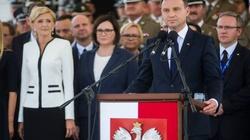 Prezydent Andrzej Duda Polakom się udał! - miniaturka