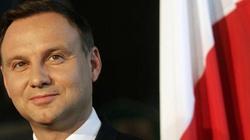 """Prezydent Andrzej Duda: """"W przestrzeni międzynarodowej musimy twardo walczyć o to, co nasze """" - miniaturka"""