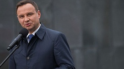 Duda: Wiele państw popiera starania Polski - miniaturka