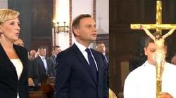 Lewico, zrozum! Prezydent musi służyć Panu Bogu - miniaturka