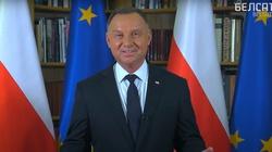 Przesłanie Prezydenta RP do Białorusinów - miniaturka