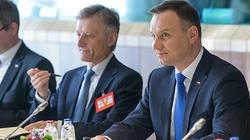 Prezydent Andrzej Duda: Wolność słowa w Polsce ma się dobrze - miniaturka