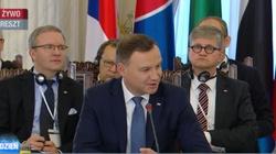 Duda w Bukareszcie: NATO musi reagować na zagrożenia - miniaturka