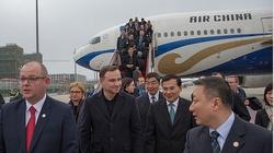 Prezydent Duda spotka się z Polakami mieszkającymi w Chinach - miniaturka