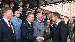 Prezydent Duda w NATO Defence Collage: Jesteśmy silni i skuteczni tylko jeśli działamy wspólnie - miniaturka