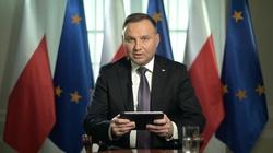 Sondaż. Andrzej Duda z poparciem 65 proc. - miniaturka