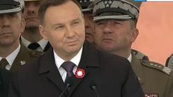 Prezydent Duda chce w przyszłym roku referendum ws. konstytucji - miniaturka