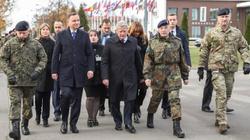 Duda na spotkaniu z Gauckiem: Dajemy nasz wkład w bezpieczeństwo Europy - miniaturka