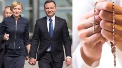Koronka do Miłosierdzia Bożego za Andrzeja Dudę! Dziś pierwsza rocznica wyboru na prezydenta - miniaturka