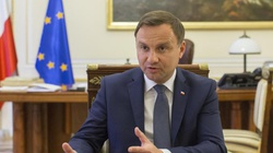 Prezydent Poroszenko zaprasza Andrzeja Dudę do Kijowa - miniaturka
