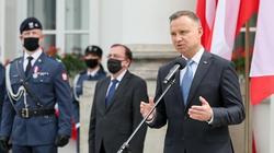 Prezydent podczas święta SOP: Dziękuję za kolejny rok wykonywania obowiązków dla Rzeczypospolitej Polskiej - miniaturka