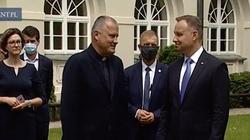 Prezydent na KUL: Jan Paweł II głosił tu słowa ważne dla wspólnoty i rodziny - miniaturka